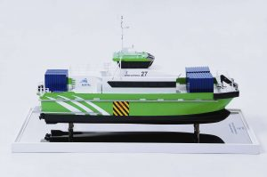 Wind Express 27 Catamaran Model