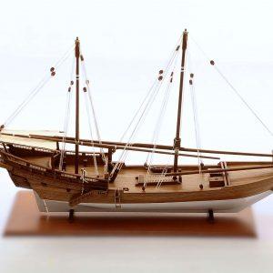 Al Baghla Model Boat (Premier Range)