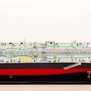 Very Large Crude Oil (VLCC) Tanker