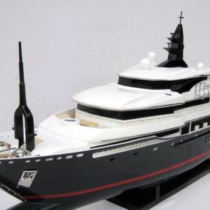 Modern Yachts & Boat Models