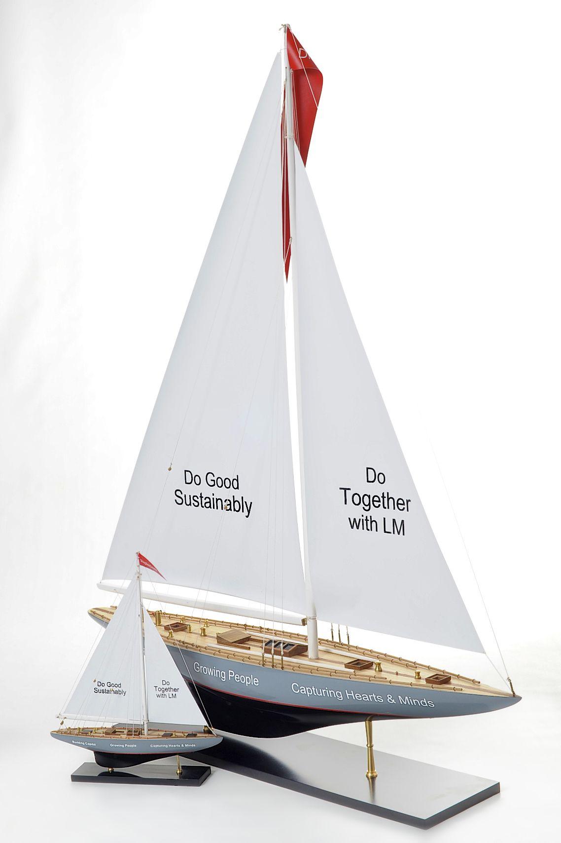 1519-8992-Enterprise-Model-Yacht
