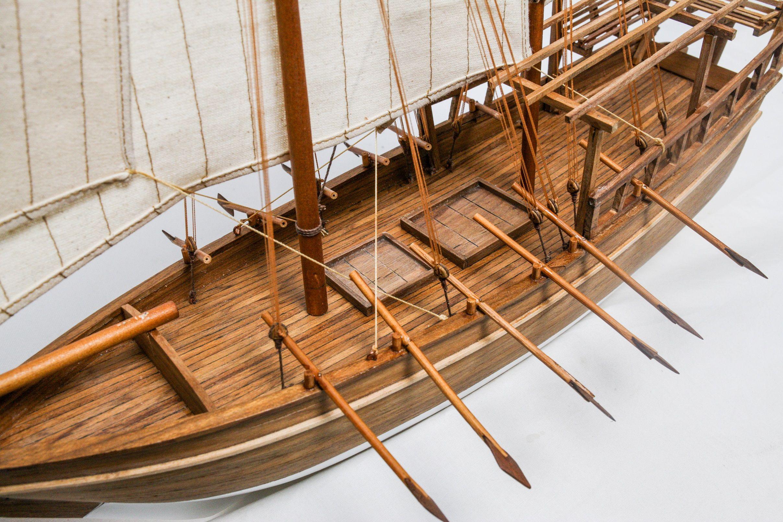 Shu ai Dhow Model Boat - (Superior Range)