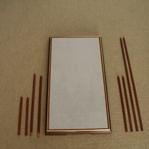 Display Case with Base & Frames Only (PJ)