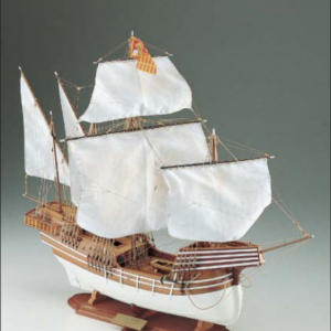 1542-9195-Cocca-Veneta-Historical-Model-Ship-Kit