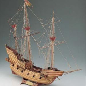 1543-9198-Galeone-Veneto-Model-Ship-Kit