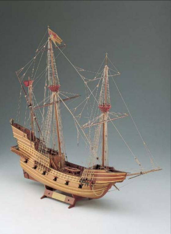Galeone Veneto Model Ship Kit - Corel (SM31)