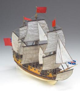 HMS Peregrine Model Boat Kit - Corel (SM60)