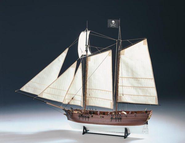 1553-9206-Pirate-Ship-Adventure-Model-Boat-Kit