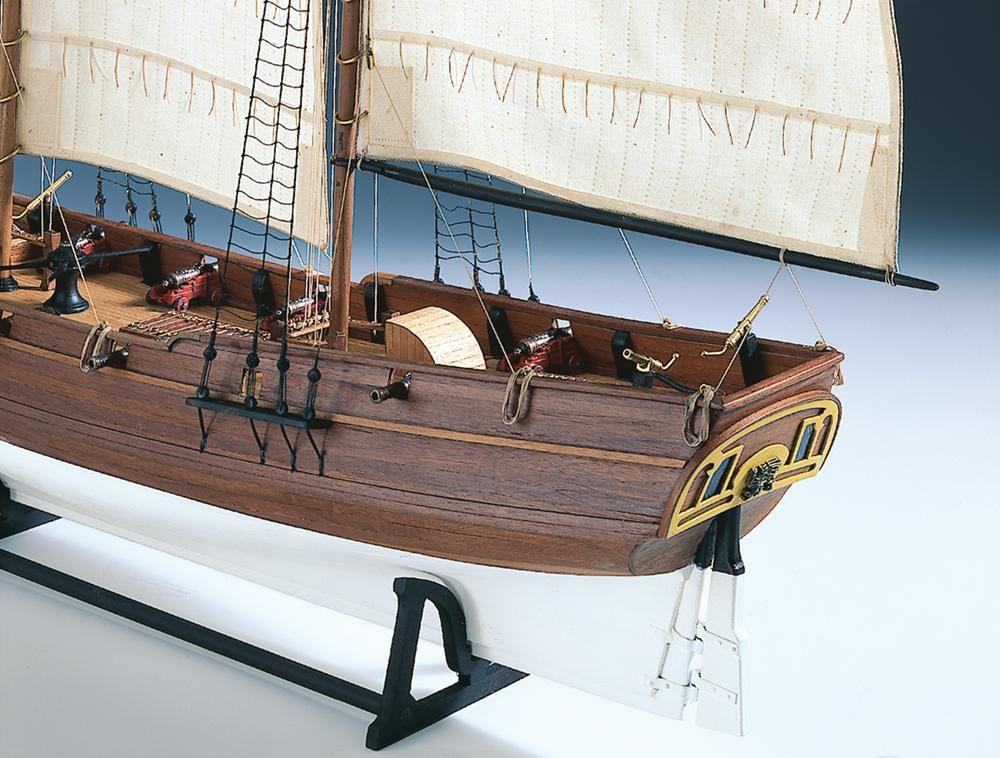 1553-9207-Pirate-Ship-Adventure-Model-Boat-Kit