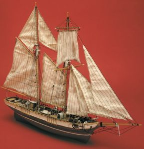La Rose Schooner 1835 - Panart (749)
