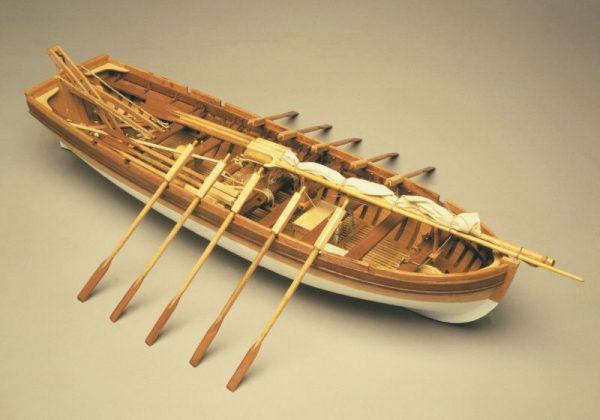 Victory Long Boat Kit - Panart (751)