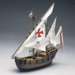 Nina Caravel of Columbus - Mantua Model Ship Kit (756)