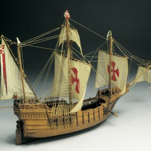 Santa Maria 1492 Model Boat Kit - Mantua Models (775)