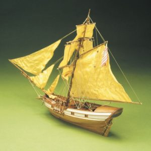 HMS Jamaica Sloop Model Ship Kit - Sergal (784)