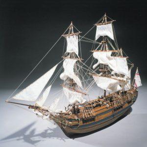 HMS Bounty Model Ship Kit - Sergal (785)