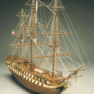 1602-9294-Le-Superbe-French-Third-Rate-Model-Boat-Kit