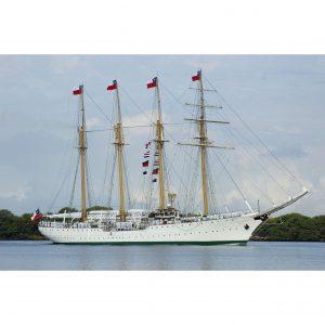 1608-9238-Esmeralda-Model-Boat-Kit-Special-Edition