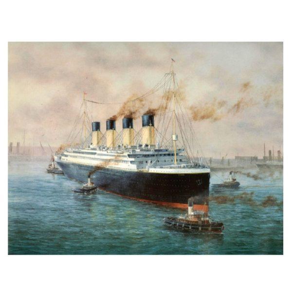 Titanic Model Boat Kit - Billing Boats (B510)