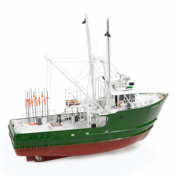 Andrea Gail Model Kit 1 to 60 Scale - Billing Boats (B608)