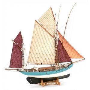 Marie Jeanne Model Boat Kit - Billing Boats (B580)