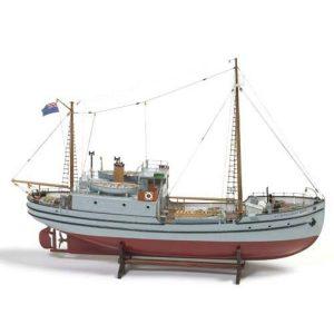 RCMP St Roch Model Boat Kit - Billing Boats (B605)