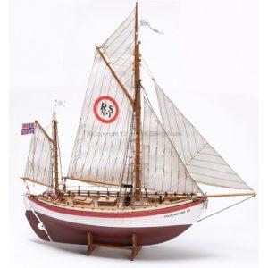 1625-9268-Colin-Archer-Model-Boat-Kit-1-Wooden-Hull