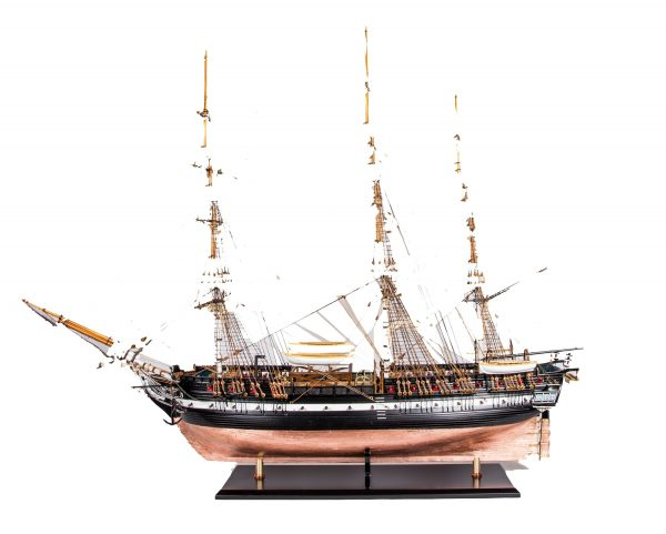 1664-9334-USS-Constitution-Ship-Model
