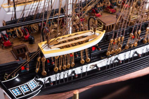 1664-9337-USS-Constitution-Ship-Model