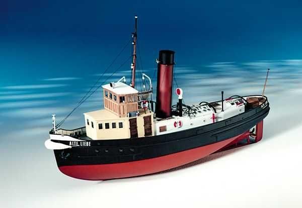 Alte Liebe Model Ship Kit - Caldercraft Models (7020)