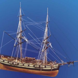 HMS Jalouse Boat Kit - Caldercraft (9007)
