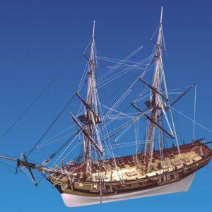 HMS Mars Wooden Boat Kit - Caldercraft (9009)
