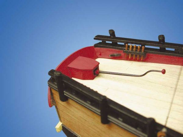 1727-9737-HM-Bomb-Vessel-Granado-Model-Boat-Kit