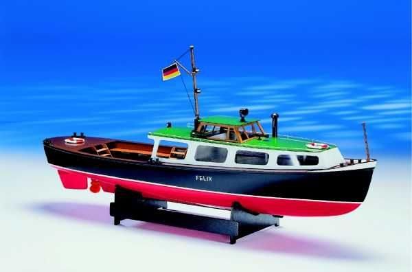 Felix Wood Boat Kit - Krick (K20300)