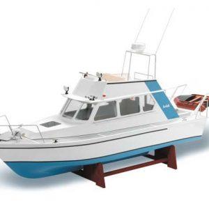 1740-9804-Lisa-M-Ship-Model-Kit