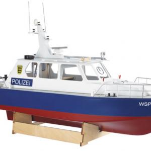 1746-9810-Police-Launch-Model-Boat-Kit