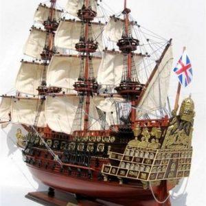 Sovereign of the Seas Model Ship (Standard Range) - GN (TS0005W-60)