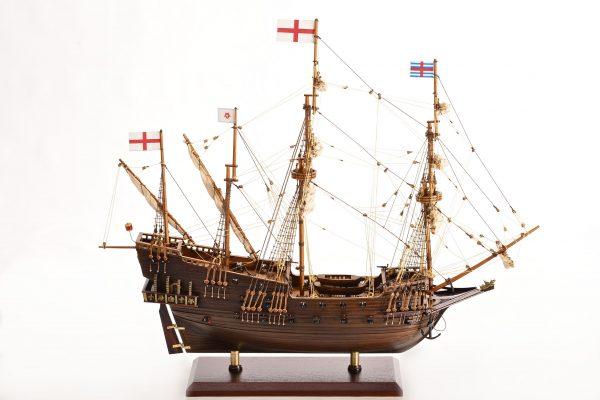 1803-10768-Hms-Revenge-Model-Ship