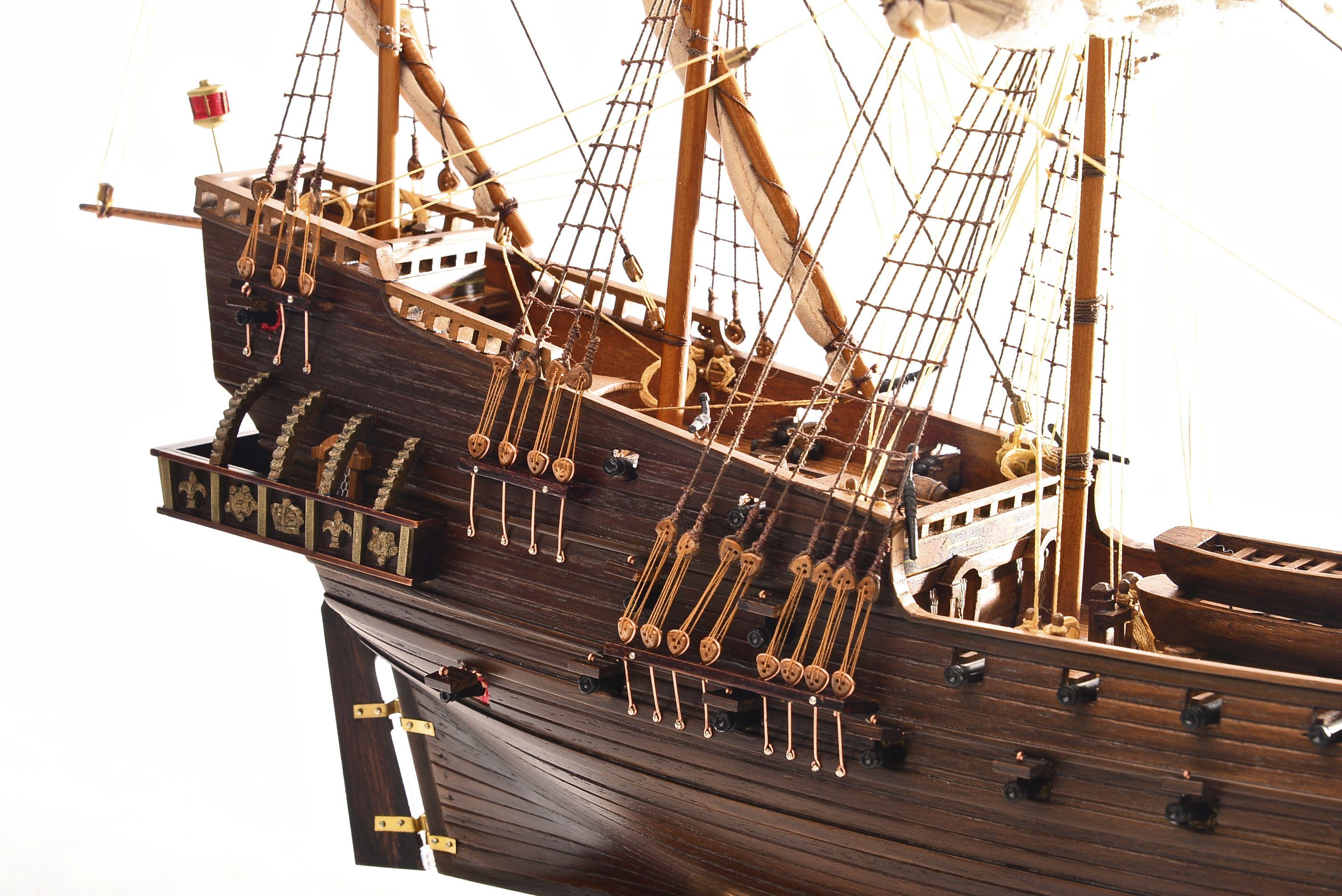 1803-10777-Hms-Revenge-Model-Ship