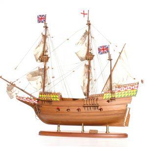 1861-11150-Mayflower-Ship-Model-Superior-Range