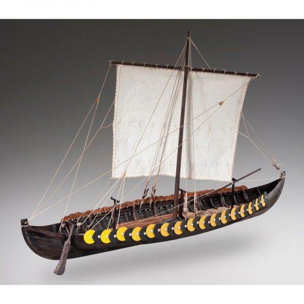 Viking Gokstad Model Ship Kit - Dusek (D006) - Premier ...