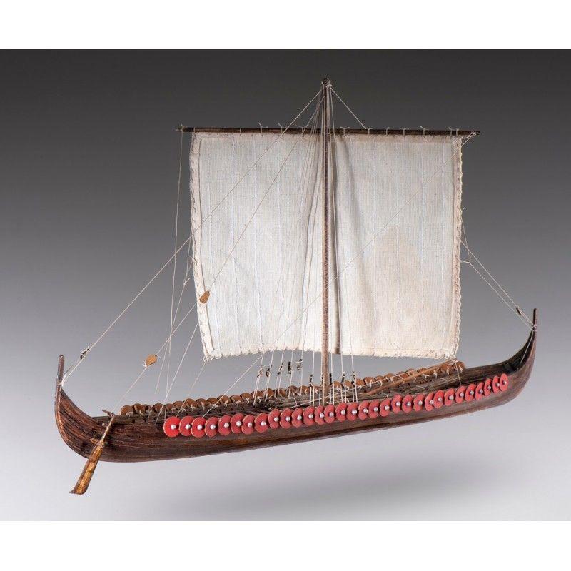 1892-11374-Viking-Longship-Model-Ship-Kit-Dusek-D014
