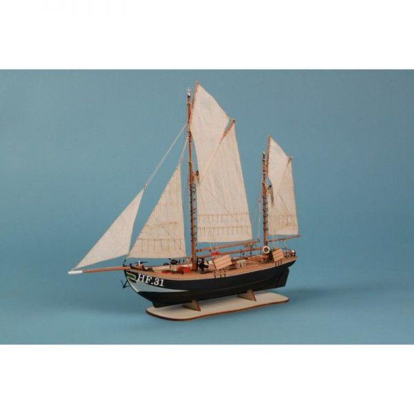 1894-11382-Maria-HF31-Ship-Model-Kit-Dusek-D016