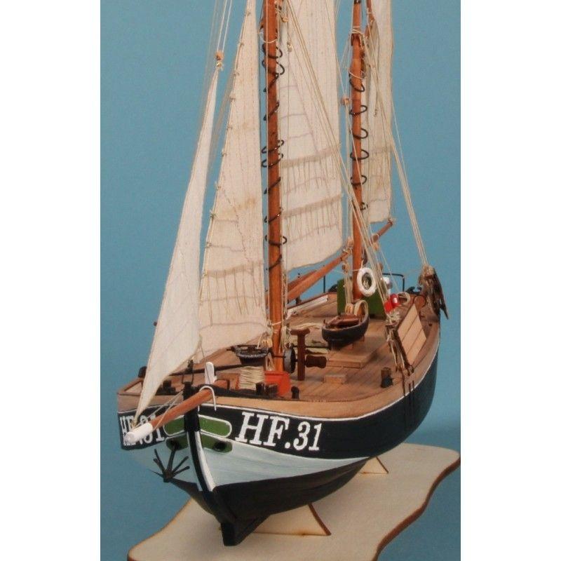 1894-11383-Maria-HF31-Ship-Model-Kit-Dusek-D016