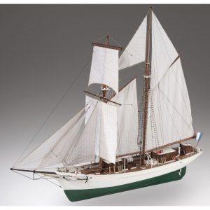 1897-11396-La-Belle-Poule-Ship-Model-Kit-Dusek-D021