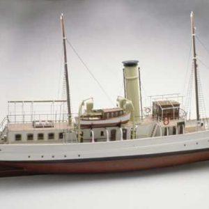 1903-11410-Schaarhorn-Steam-Yacht-Model-Ship-Kit-Caldercraft-7021