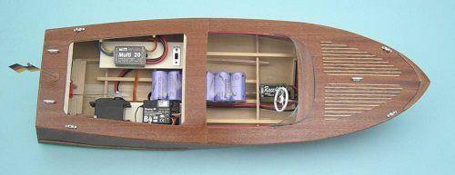 1908-11420-Mowe-2-Model-Boat-Kit-Aeronaut-AN309100