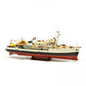1927-11456-Calypso-Ship-Model-Kit-Billing-Boats-B560