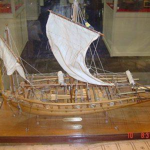 Lancia Armata Swedish Boat Kit - Mantua Models (722)