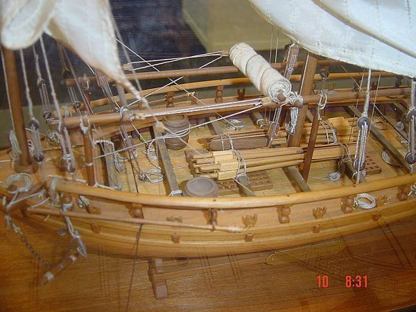 1932-11463-Lancia-Armata-Swedish-Boat-Kit-Mantua-Models-722