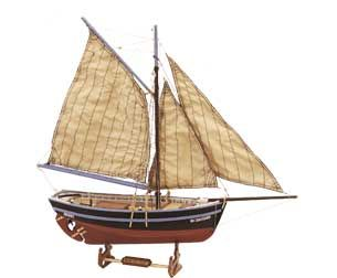 1956-11547-Bon-Retour-Ship-Model-Kit-Artesania-Latina-19007